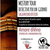 Mistery Tour Sagrantino Edition